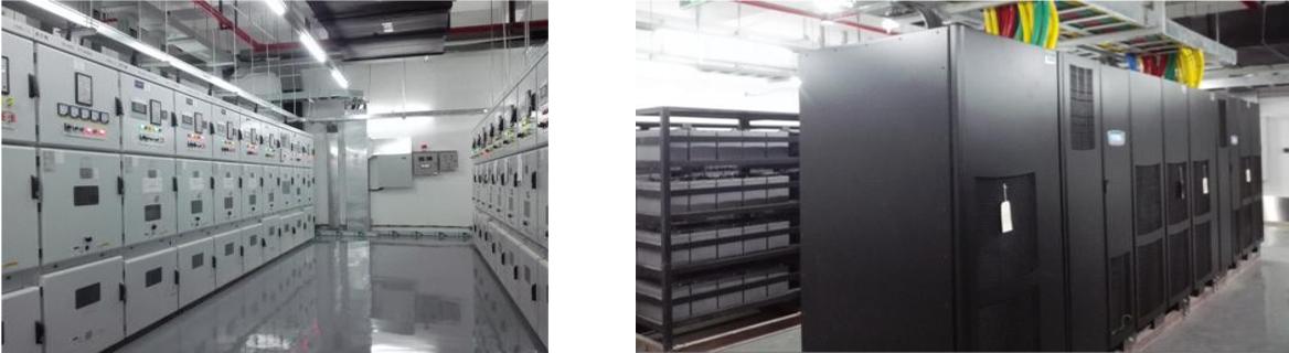 泉州EC电信数据中心电气系统